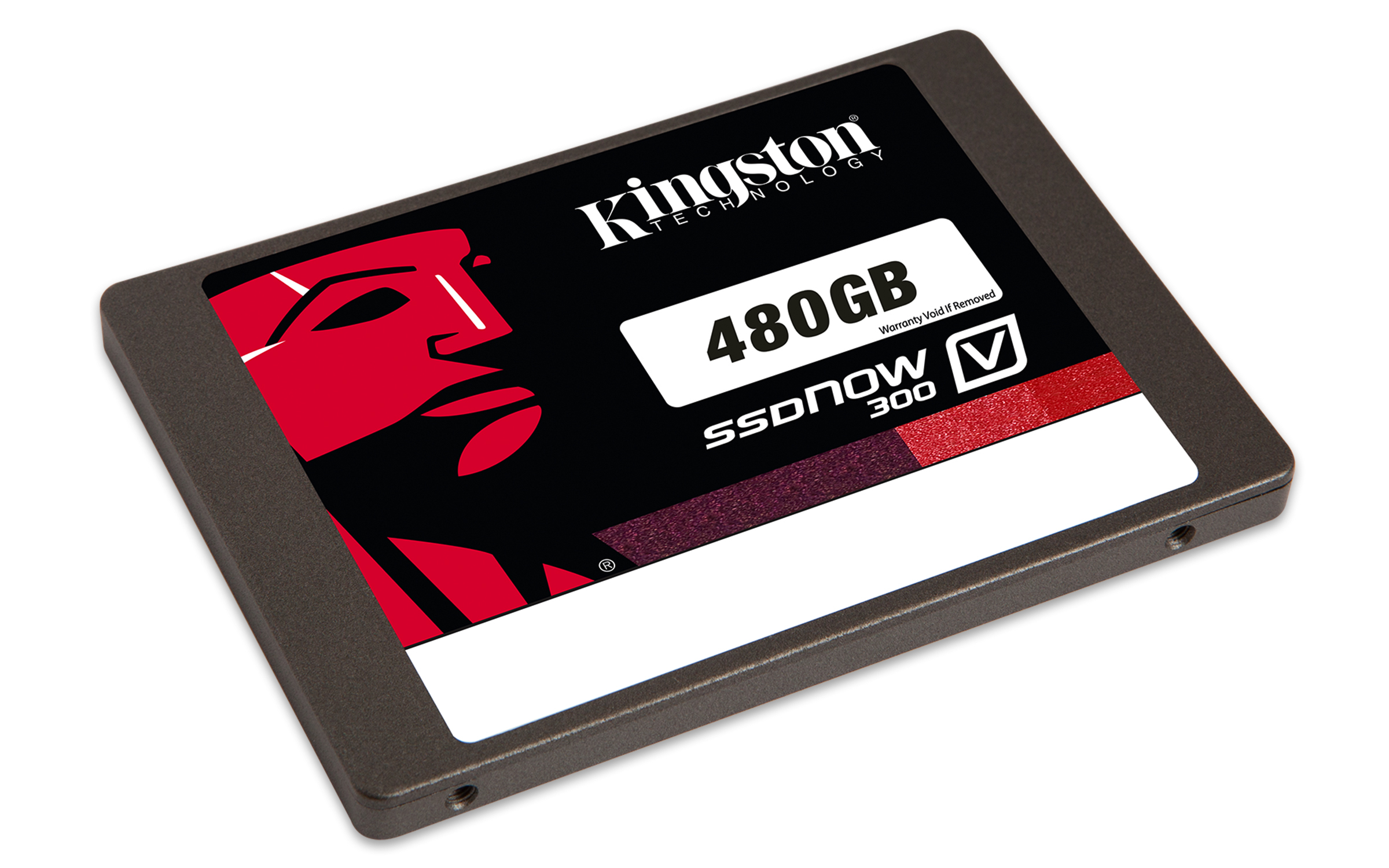 Kingston Technology SV300S37A/480G 480GB solid state drive