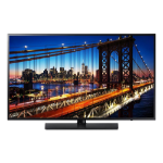 "Samsung HG43EE690DB 109.2 cm (43"") Full HD Titanium Smart TV 20 W A+"