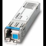Allied Telesis AT-SPFXBD-LC-15 network transceiver module Fiber optic 100 Mbit/s SFP