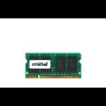 Crucial 2GB DDR2 SODIMM 2GB DDR2 800MHz memory module