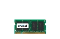 Memory 2GB 200-pin SoDIMM DDR2 800MHz Pc2-6400 (CT25664AC800)