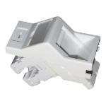 Cablenet Cat6 UTP Angled Module 25mm x 50mm White