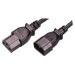 MCL Cable Electric male/female 3m cable de transmisión Negro