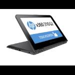 "HP x360 310 G2 1.6GHz N3050 11.6"" 1366 x 768pixels Touch screen Black,Silver"