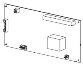 Zebra P1006160 pieza de repuesto de equipo de impresión Unidad PCB Impresora de etiquetas