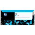 HP C9467A (91) Ink cartridge cyan, 775ml