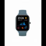 "Amazfit W1914OV4N smartwatch AMOLED 4.19 cm (1.65"") Blue GPS (satellite)"