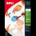 APLI 11817 printing paper Gloss White