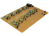 HP Highvoltage powersup. pc board