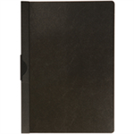 Q-CONNECT KF00465 folder A4 PVC Black