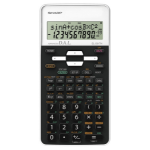 Sharp EL-531TH calculator Pocket Scientific Black, White