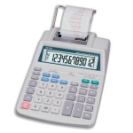 Aurora PR710 Pocket Printing calculator White calculator