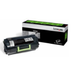 Lexmark 52D0X0N (520XN) Toner black, 45K pages