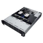ASUS RS520-E9-RS12-E Intel® C621 LGA 3647 Rack (2U) Black,Stainless steel