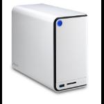 Shuttle KD20 NAS Ethernet LAN White storage server