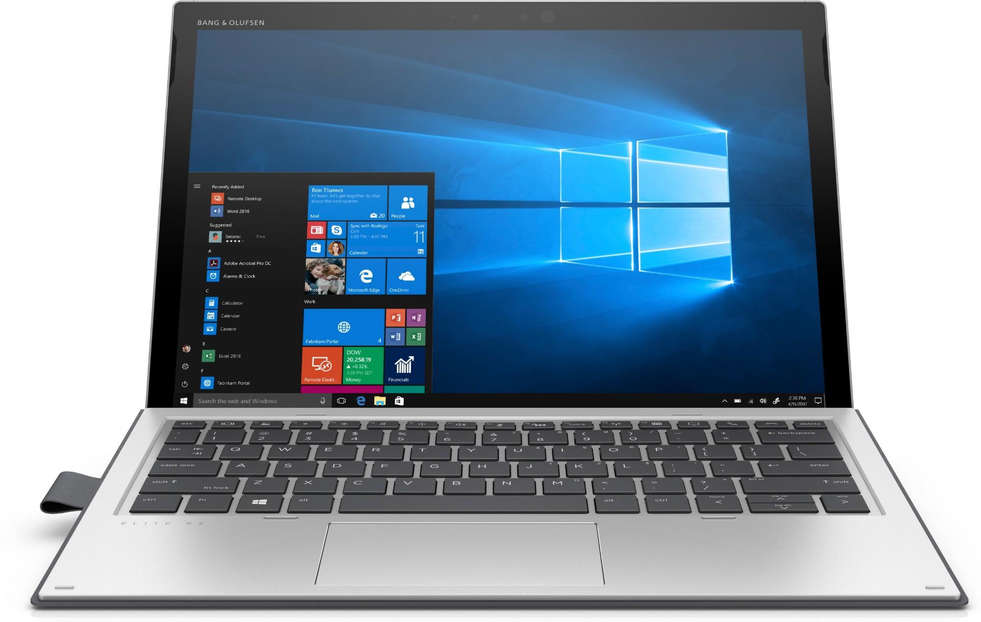 """HP Elite x2 1013 G3 Zilver Hybride (2-in-1) 33 cm (13"""") 3000 x 2000 Pixels Touchscreen Intel® 8ste generatie Core™ i7 i7-8650U 16 GB LPDDR3-SDRAM 512 GB SSD"""