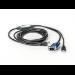 Vertiv Avocent USBIAC-10 adaptador de cable RJ - 45 USB, VGA Negro, Azul