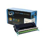 Click, Save & Print Remanufactured Lexmark C5242KH Black Toner Cartridge