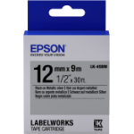 Epson LK-4SBM labelprinter-tape