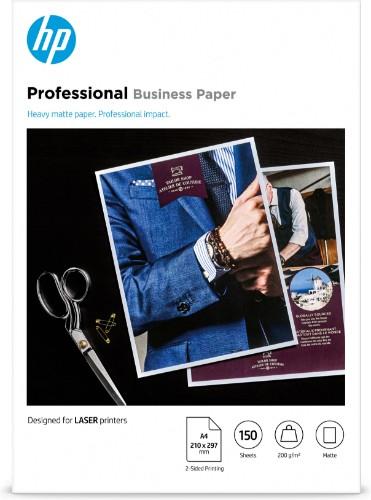 HP Laser Professional Business Paper – A4, Matte, 200gsm