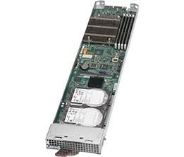 Supermicro MBI-6119M-T2N server Intel Xeon 128 GB DDR4-SDRAM