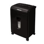 """Fellowes Powershred 62MC paper shredder Micro-cut shredding 9.02"""" (22.9 cm) 65 dB Black"""