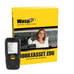 Wasp MobileAsset.EDU Professional bar coding software
