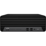 HP ProDesk 400 G7 DDR4-SDRAM i3-10100 SFF Intel® 10de generatie Core™ i3 8 GB 256 GB SSD Windows 10 Pro PC Zwart