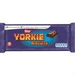 Nestle YORKIE BISCUIT 7 PACK 12232529