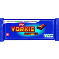 Nestle YORKIE BISCUIT 7 PACK 12232529