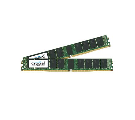 Crucial 64 GB DDR4-2400 VLP 64GB DDR4 2400MHz ECC memory module