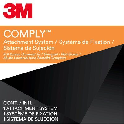 3M Comply Attachment Set - Full Screen Universal - Notebook privacy filter - 11.6