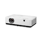 NEC NP-ME372W data projector 3700 ANSI lumens LCD WXGA (1280x800) Ceiling / Floor mounted projector White