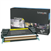 Lexmark C734A2YG Toner yellow, 6K pages @ 5% coverage