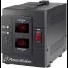 PowerWalker AVR 1500/SIV 2AC outlet(s) 230V Black voltage regulator