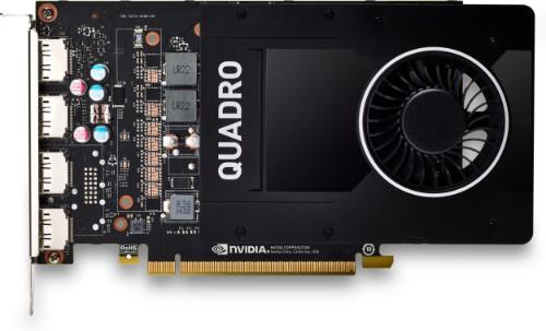 HP 6YT67AA graphics card NVIDIA Quadro P2200 5 GB GDDR5X