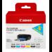 Canon PGI-550PGBK + CLI551 (PGBK/C/M/Y/BK/GY) cartucho de tinta 6 pieza(s) Original Foto negro, Fotos cian, Fotos gris, Foto magenta, Negro, Amarillo para impresión de fotografías