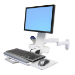 "Ergotron 200 Series Combo Arm 61 cm (24"") Blanco"