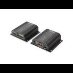 Digitus DS-55100-1 audio/video extender AV-zender & ontvanger Zwart