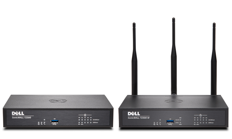 DELL SonicWALL TZ300 Secure Upgrade Plus 2 Years CGSS