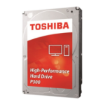 Toshiba P300 2TB internal hard drive HDD 2000 GB Serial ATA