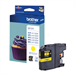 Brother LC-123Y Ink cartridge yellow, 600 pages