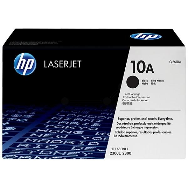 HP Q2610A (10A) Toner black, 6K pages