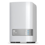 Western Digital My Cloud Mirror (Gen 2) 4TB Ethernet LAN White personal cloud storage device