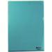 Rexel Cut Flush Folders A4 Assorted (100)