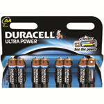 Duracell ULTRA POWER PK8 AA 75051925