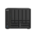 QNAP TS-932PX Ethernet LAN Tower Black NAS TS-932PX-4G/60TB-EXOS