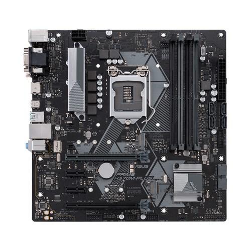 ASUS Prime H370M-PLUS/CSM Intel H370 LGA 1151 (Socket H4) Micro ATX