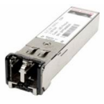 Cisco - SFP (mini-GBIC) transceiver module - SONET/SDH - CWDM - LC single-mode - up to 120 km - OC-3/STM-1