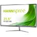 "Hannspree HS 225 HFB 54.6 cm (21.5"") 1920 x 1080 pixels Full HD LED Black,Silver"